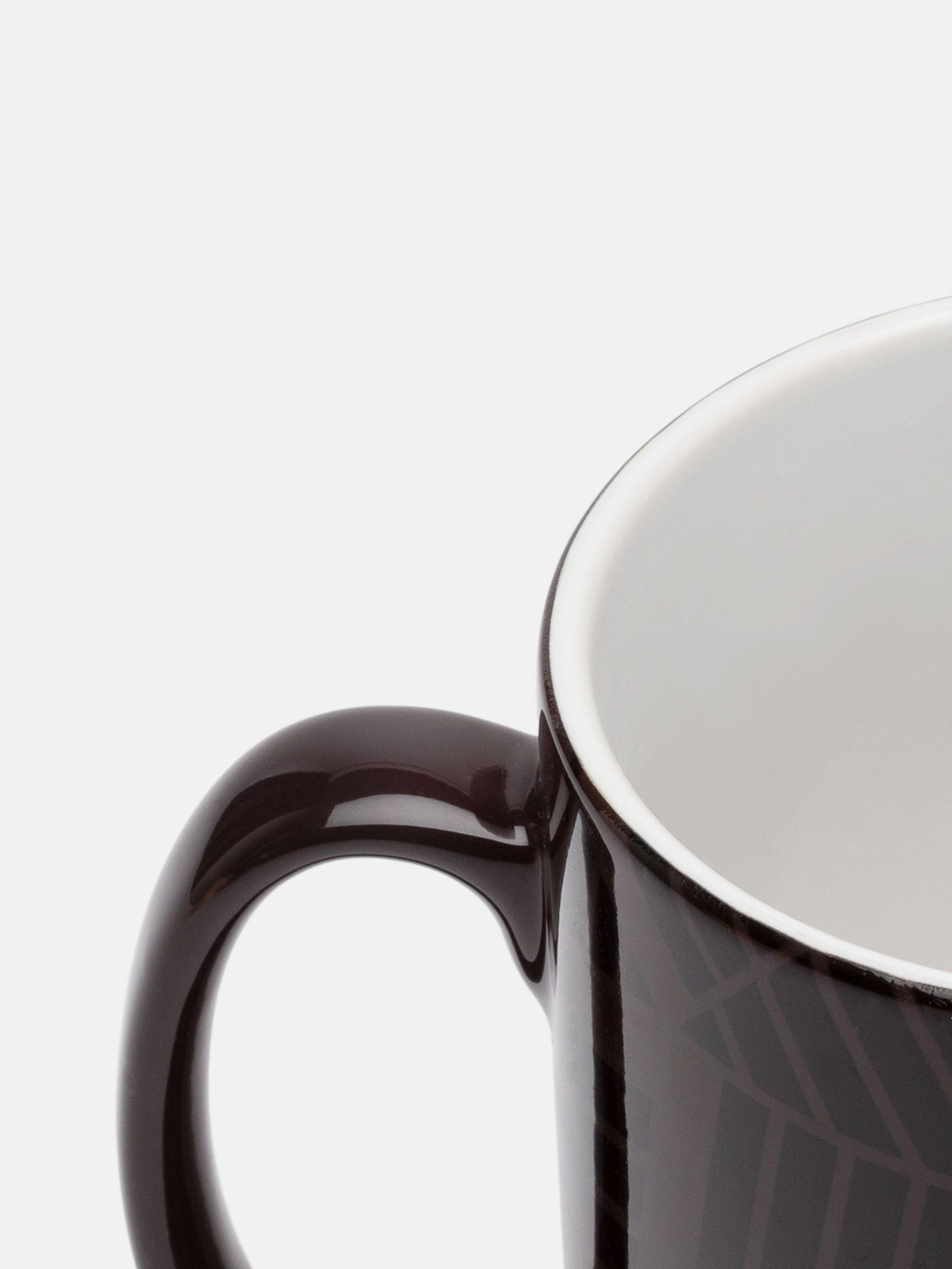 impression sur mug magique avec eau chaude