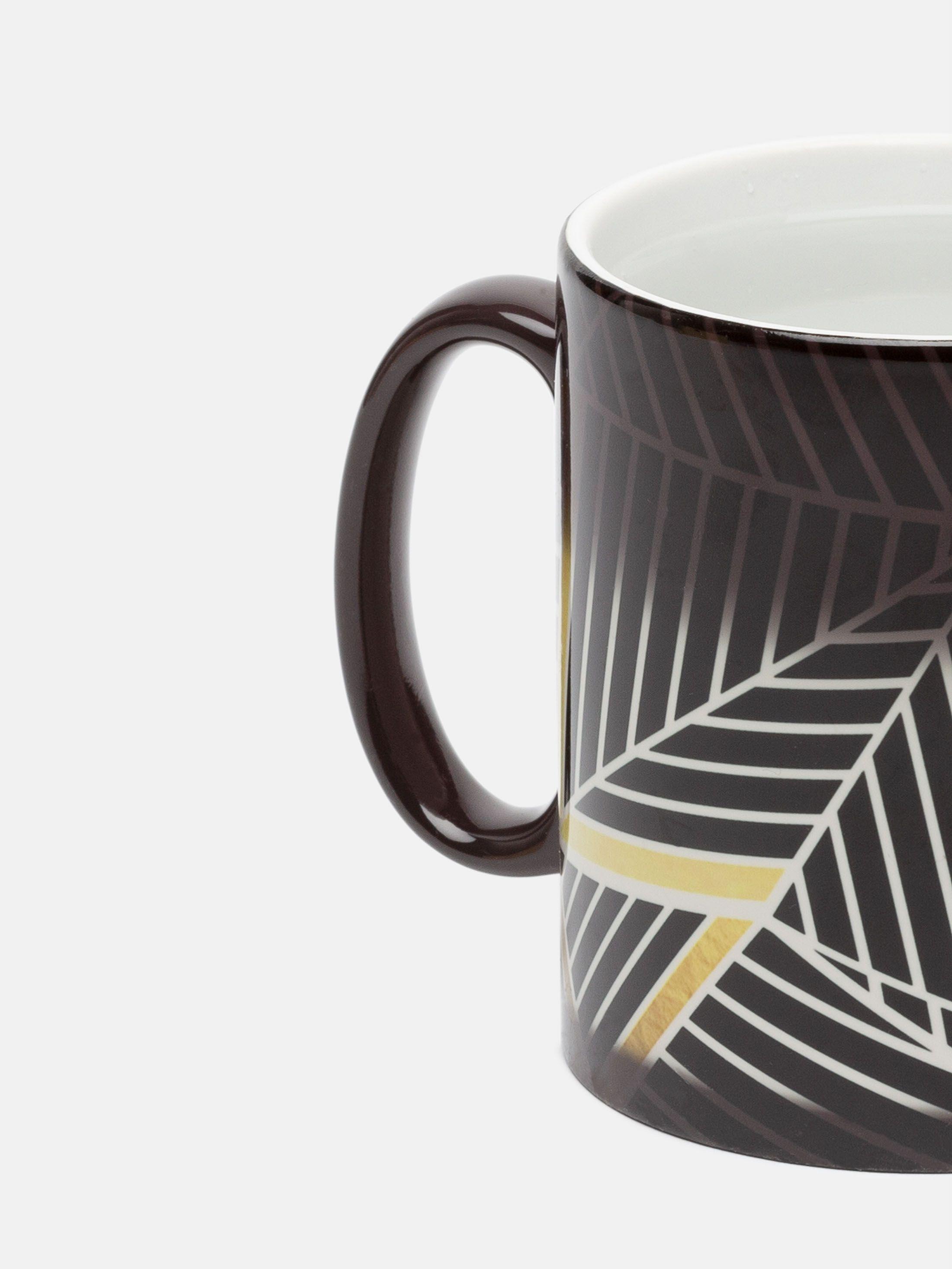 how the custom heat changing mug works