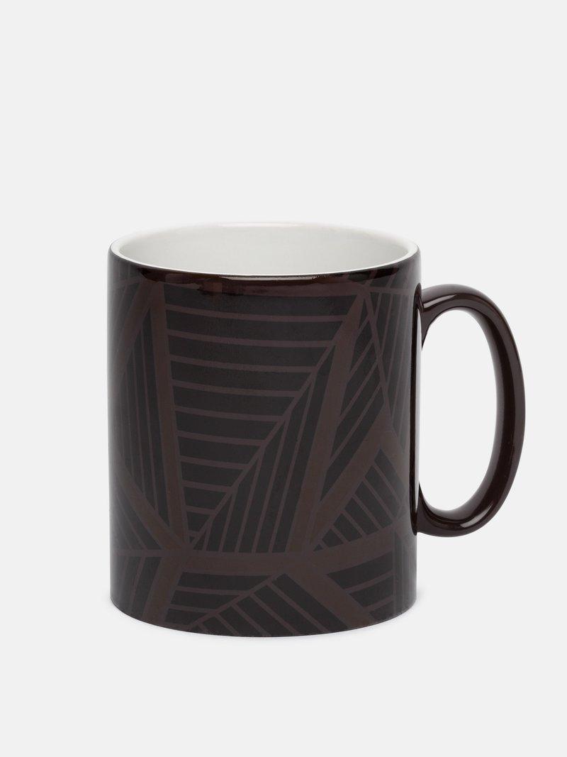 色の変化後 感温マグカップ