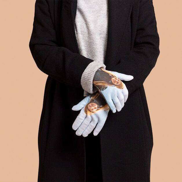 guantes invierno personalizados