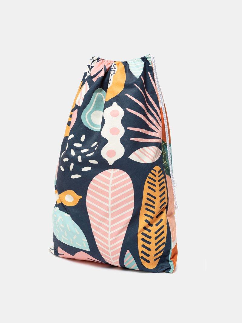 Custom printed laundry bag Ireland