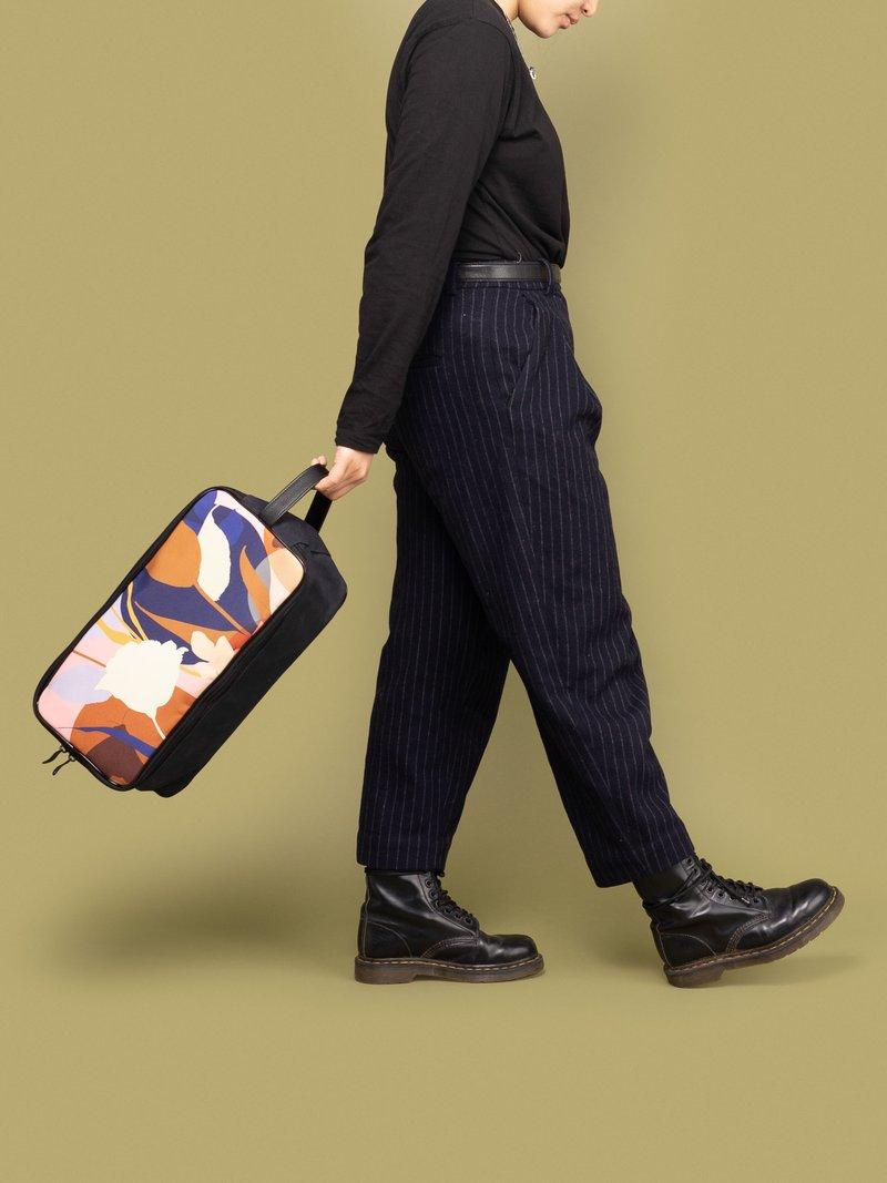 Printed Shoe Bags