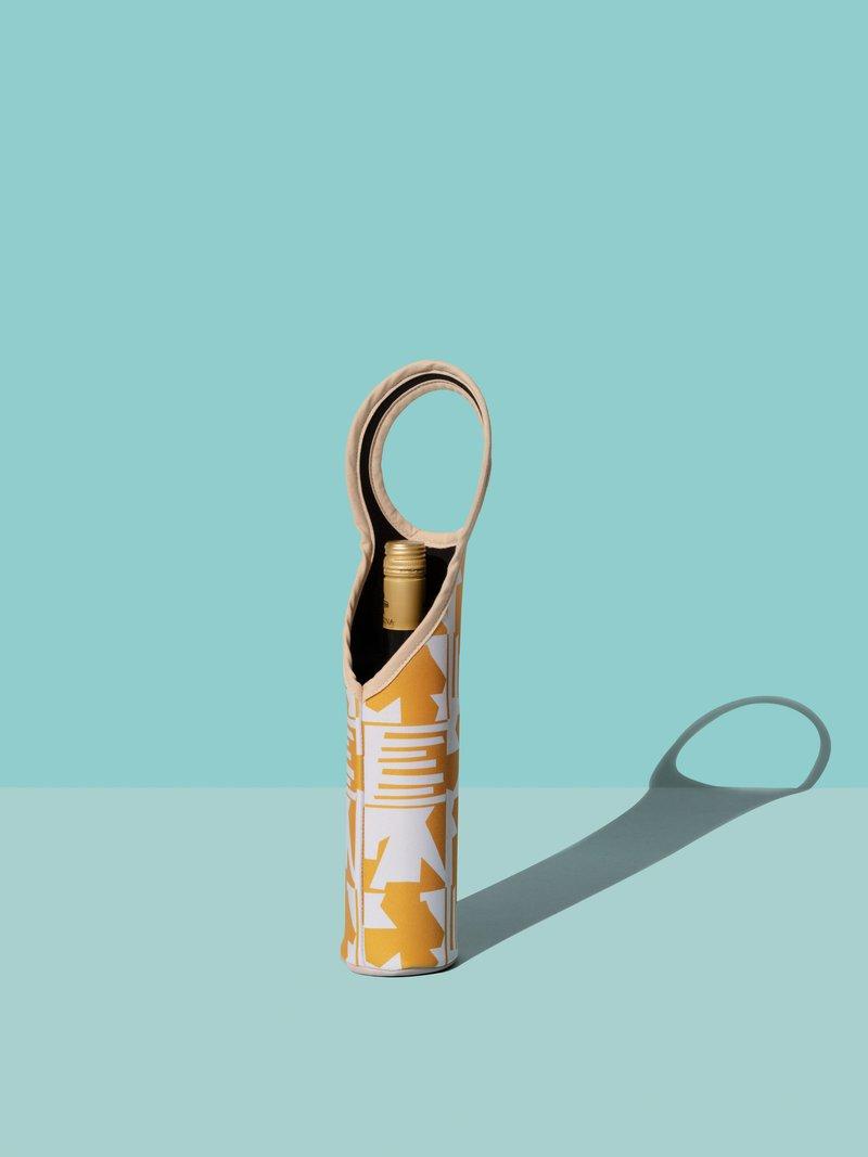 Flaschenkühler bedruckt mit eigenem Design