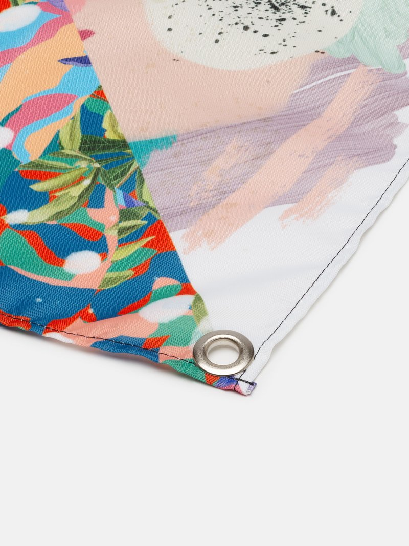 fabric banner printing