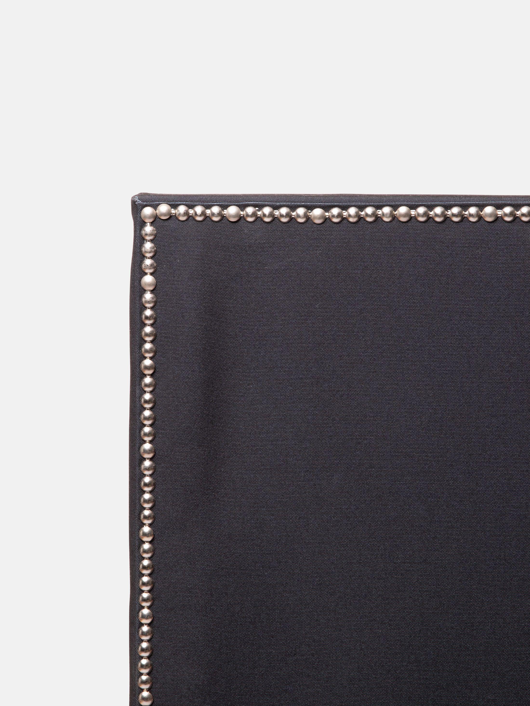 studded reverse of custom folding screen