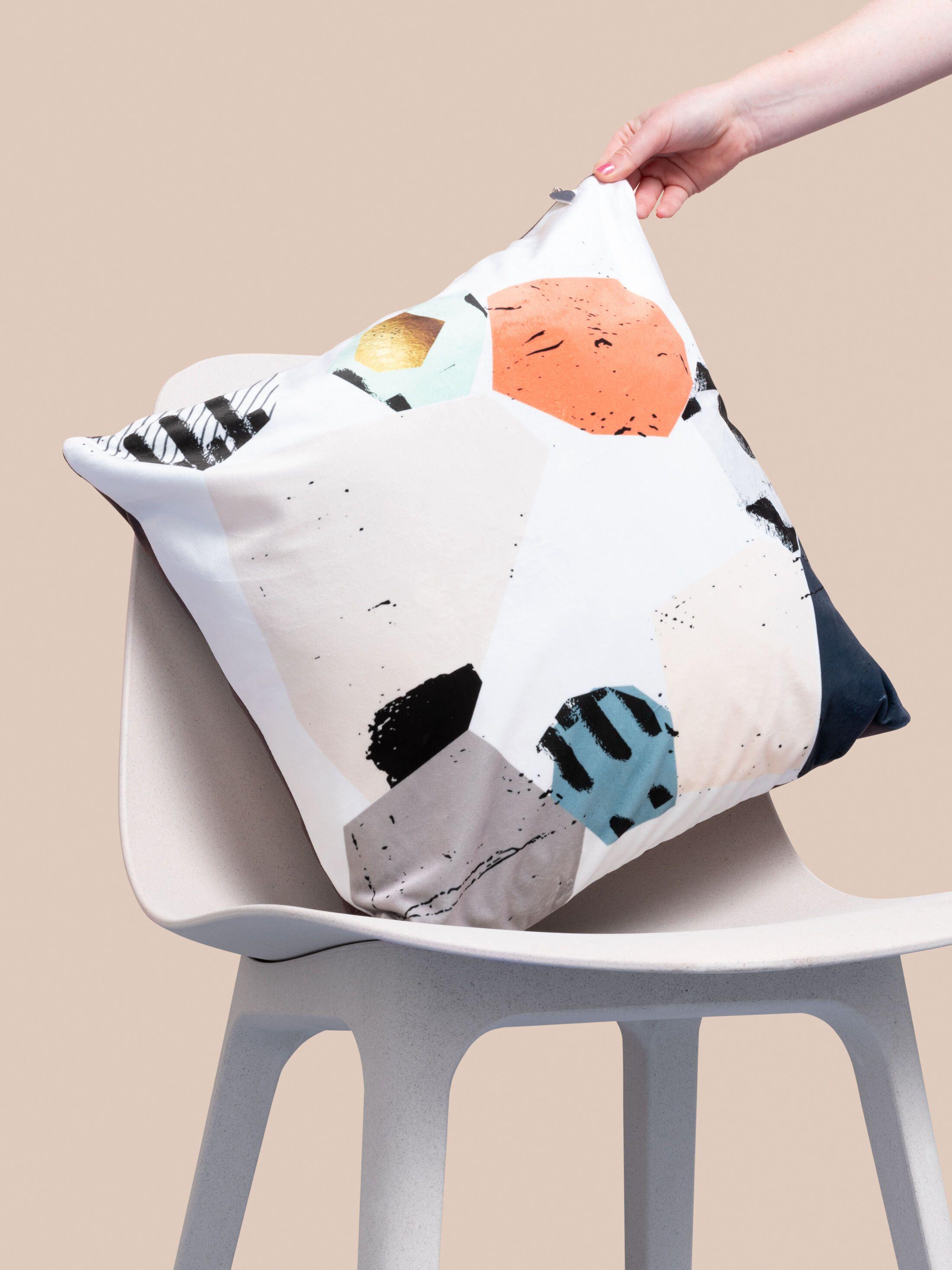 design your own pillow set