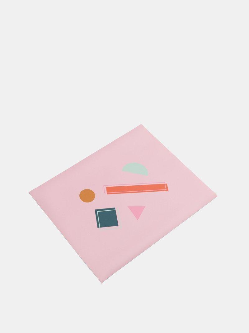 Paint swatch Neoprene Desk pad