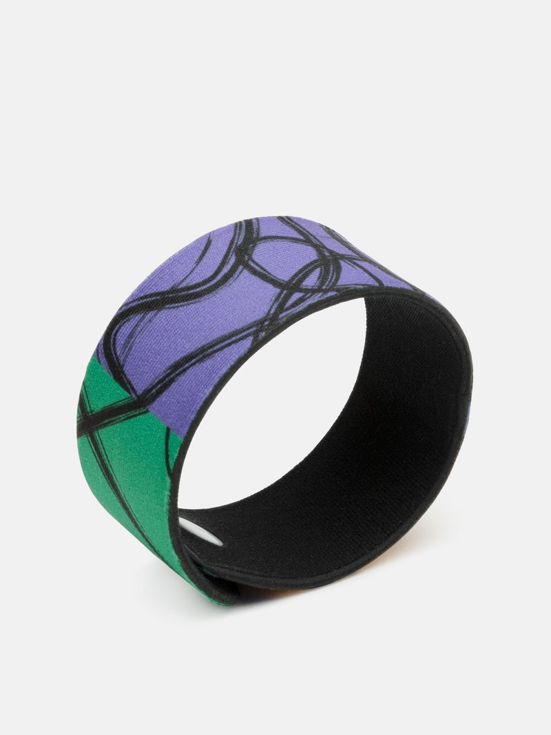 Neoprene Wristband Fashion Icon