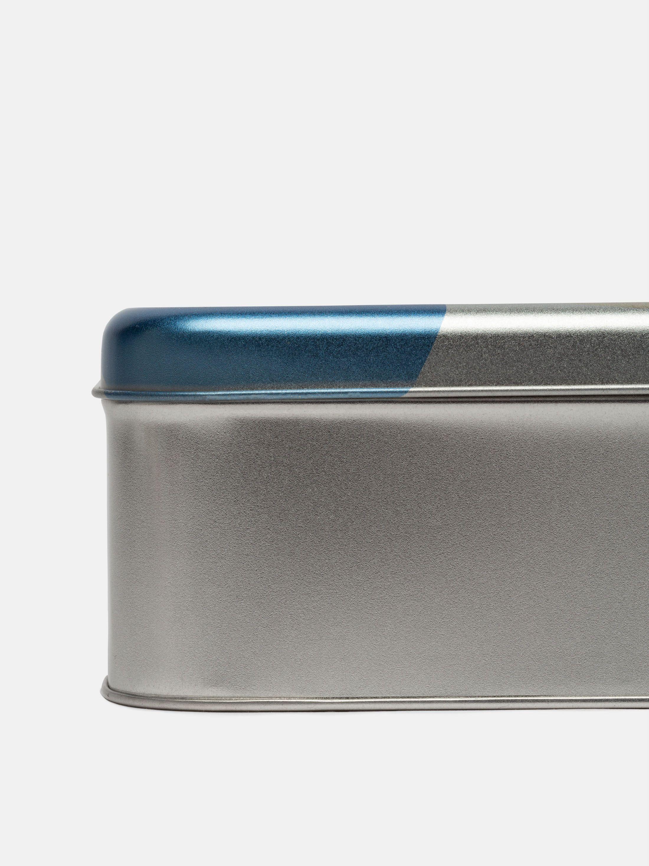petite boite en métal imprimée à personnaliser