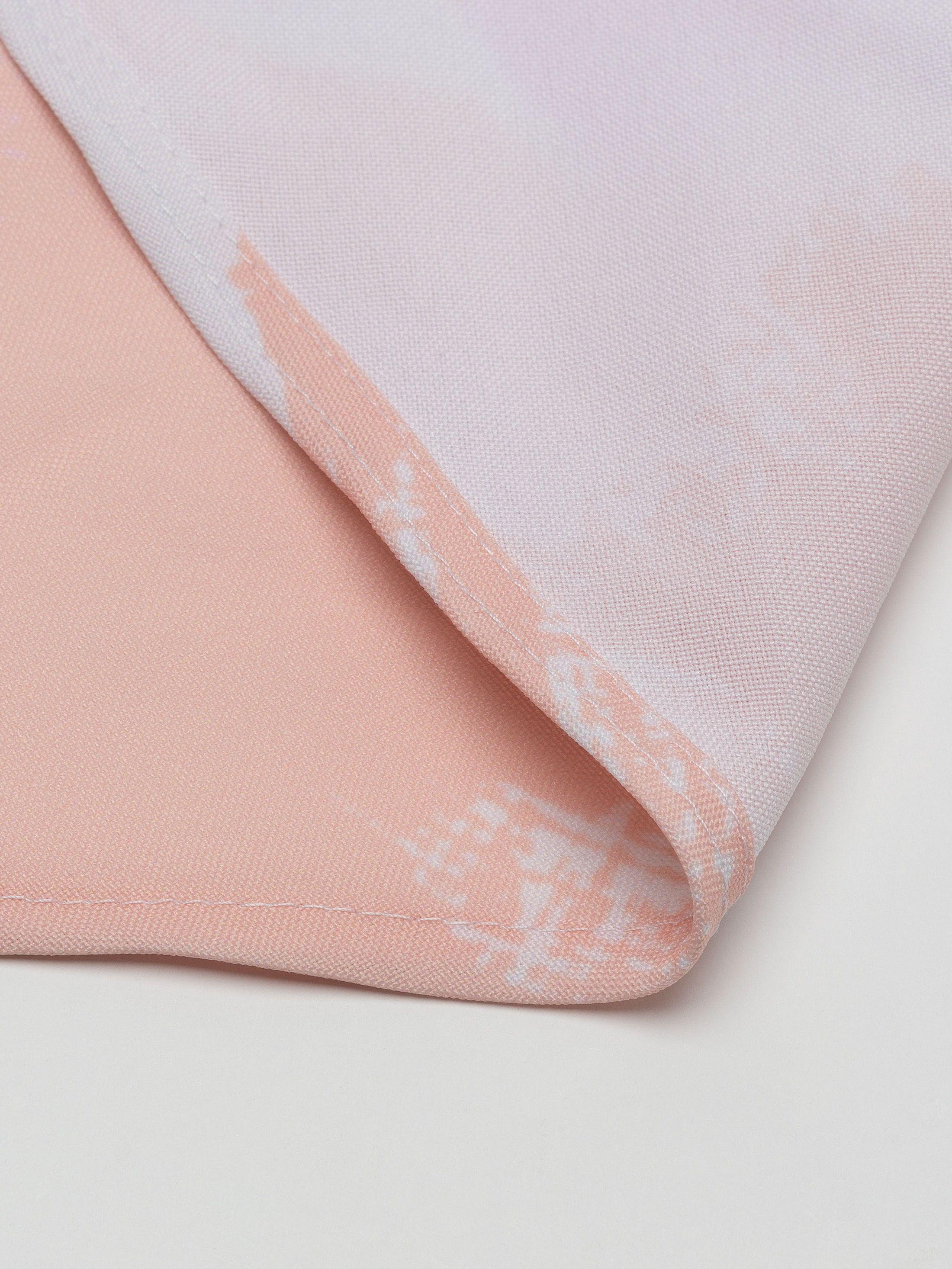 custom tablecloth detail
