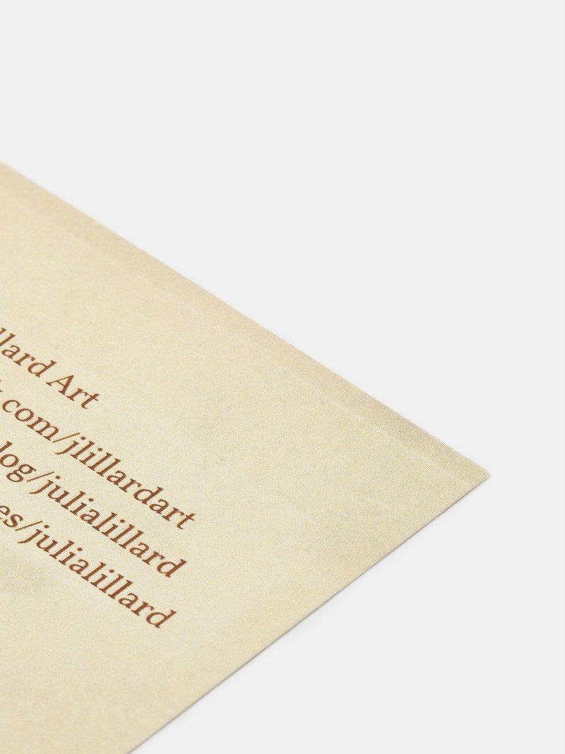 Cartes de visite à imprimer sur recto et verso