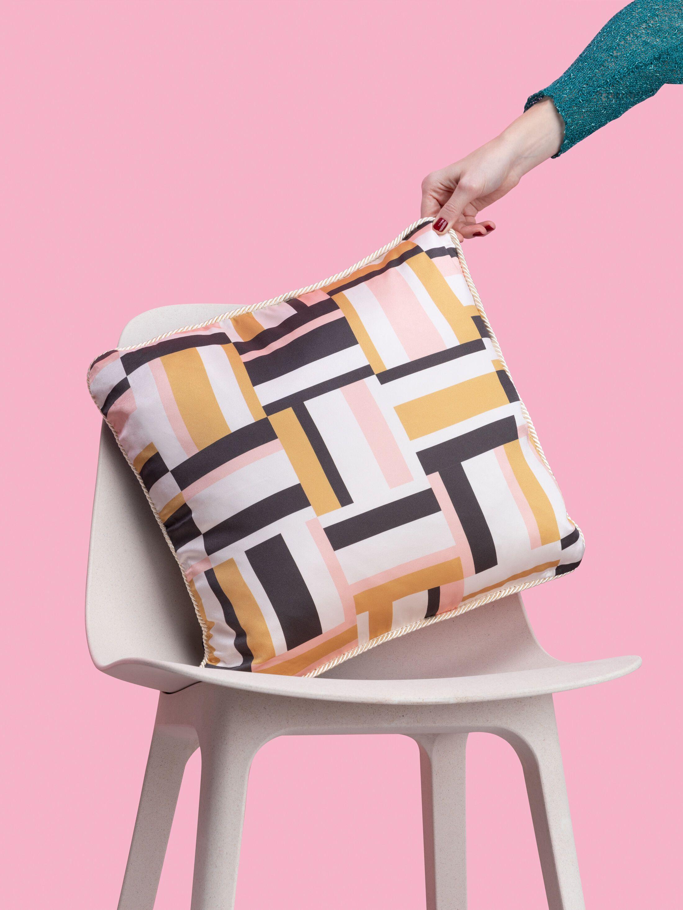 silk cushions UK