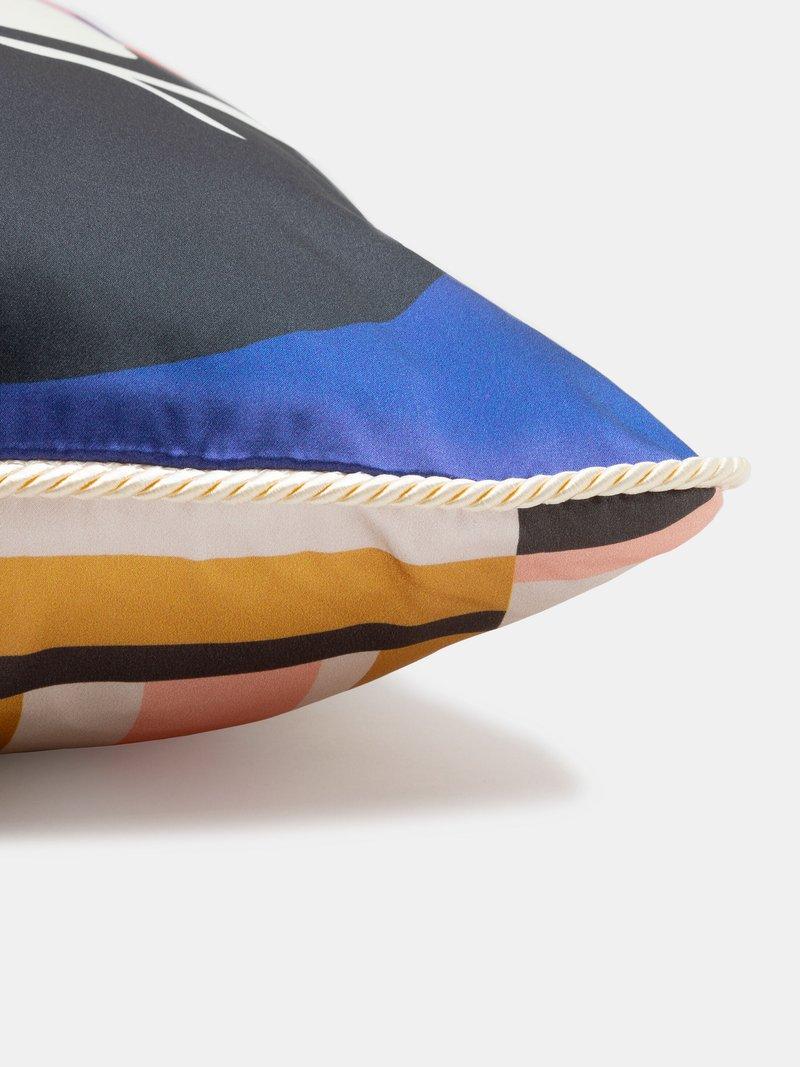 Stampa su cuscini in seta