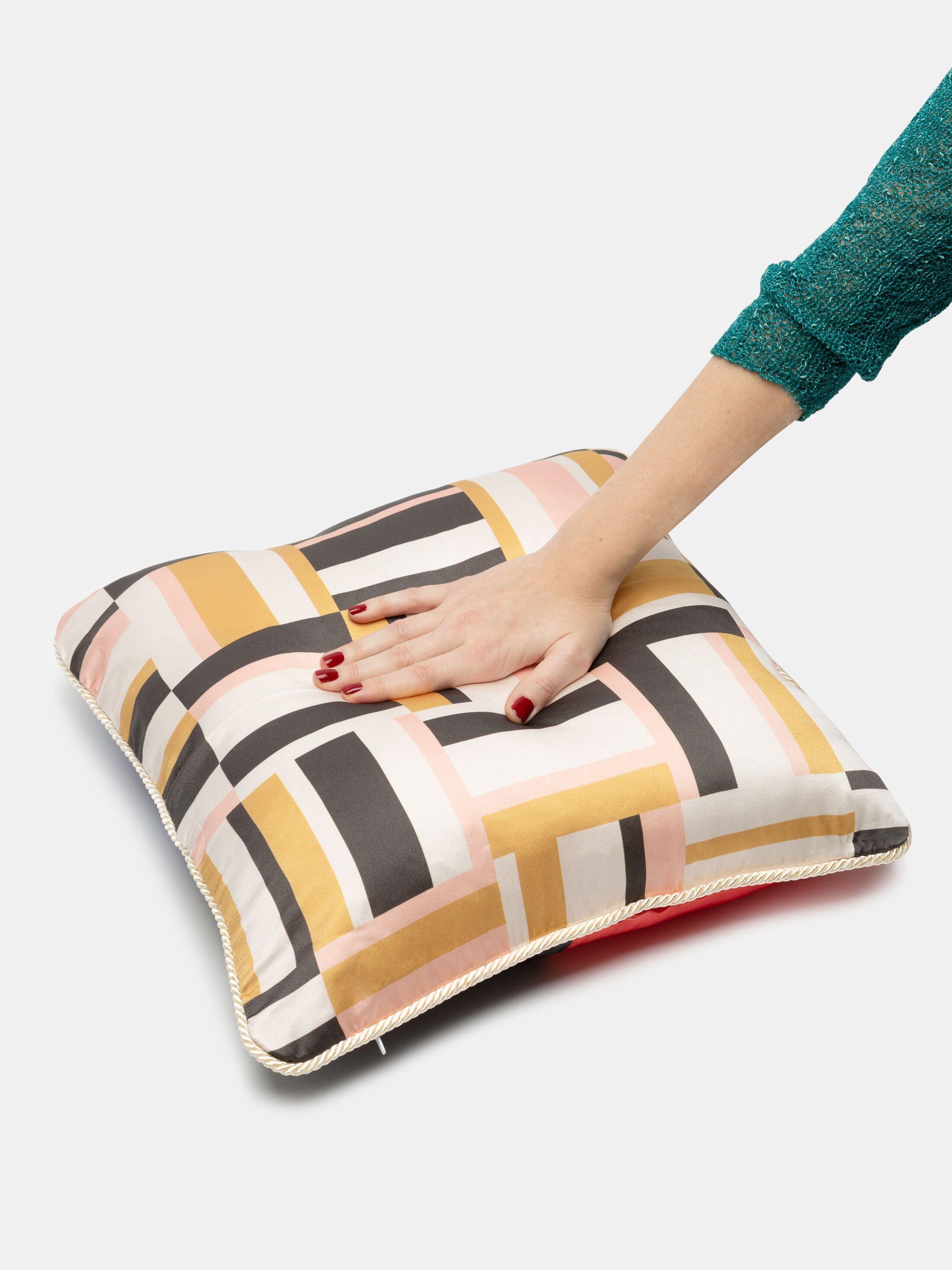zijden kussens bedrukken met jouw design