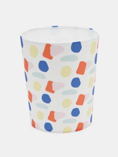 decorative waste paper bin