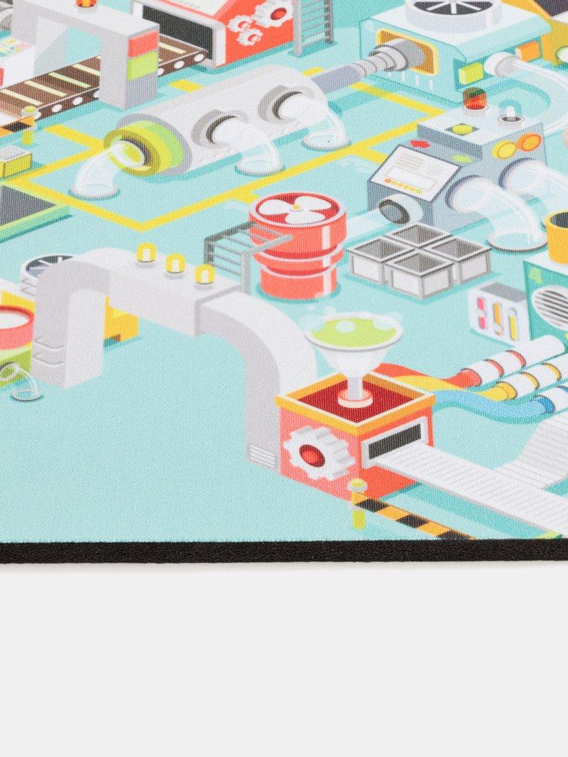mousepad unterseite detail