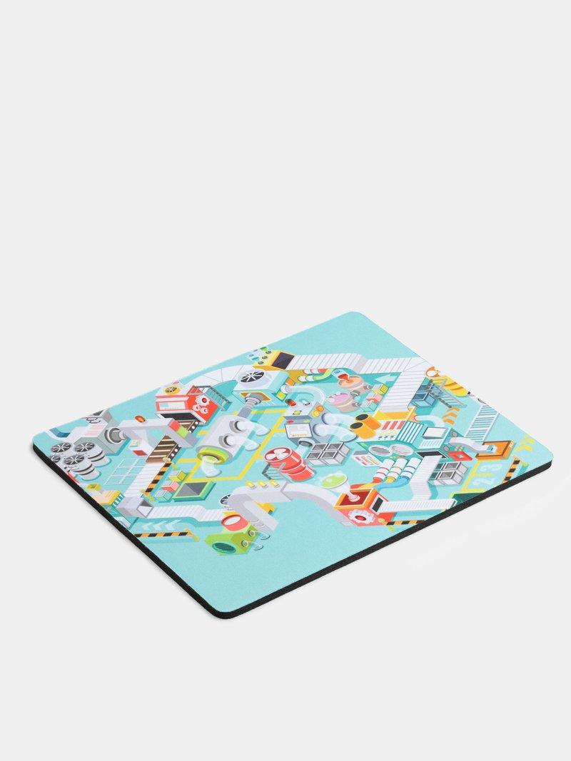 Faire un tapis de souris pour le bureau