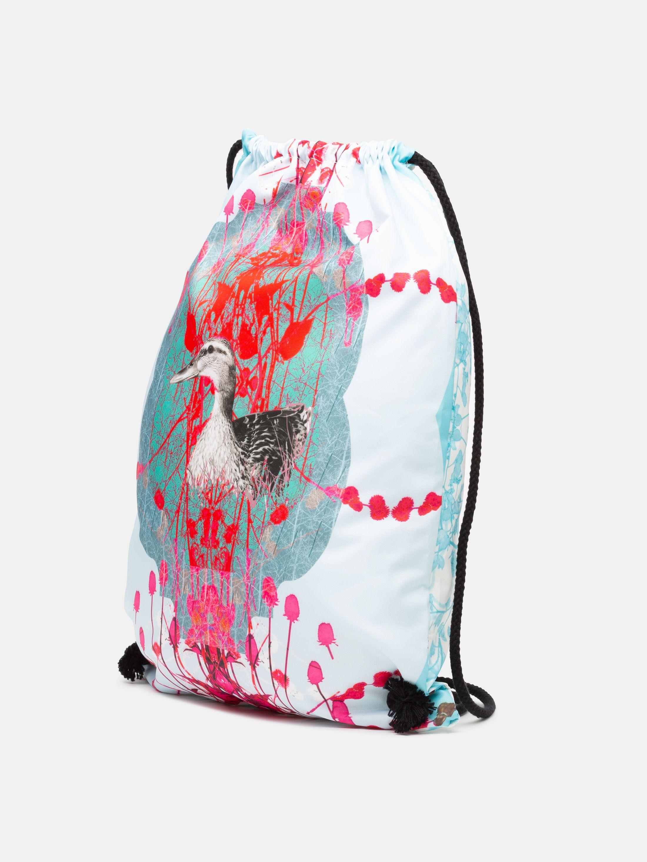 customised swim bag