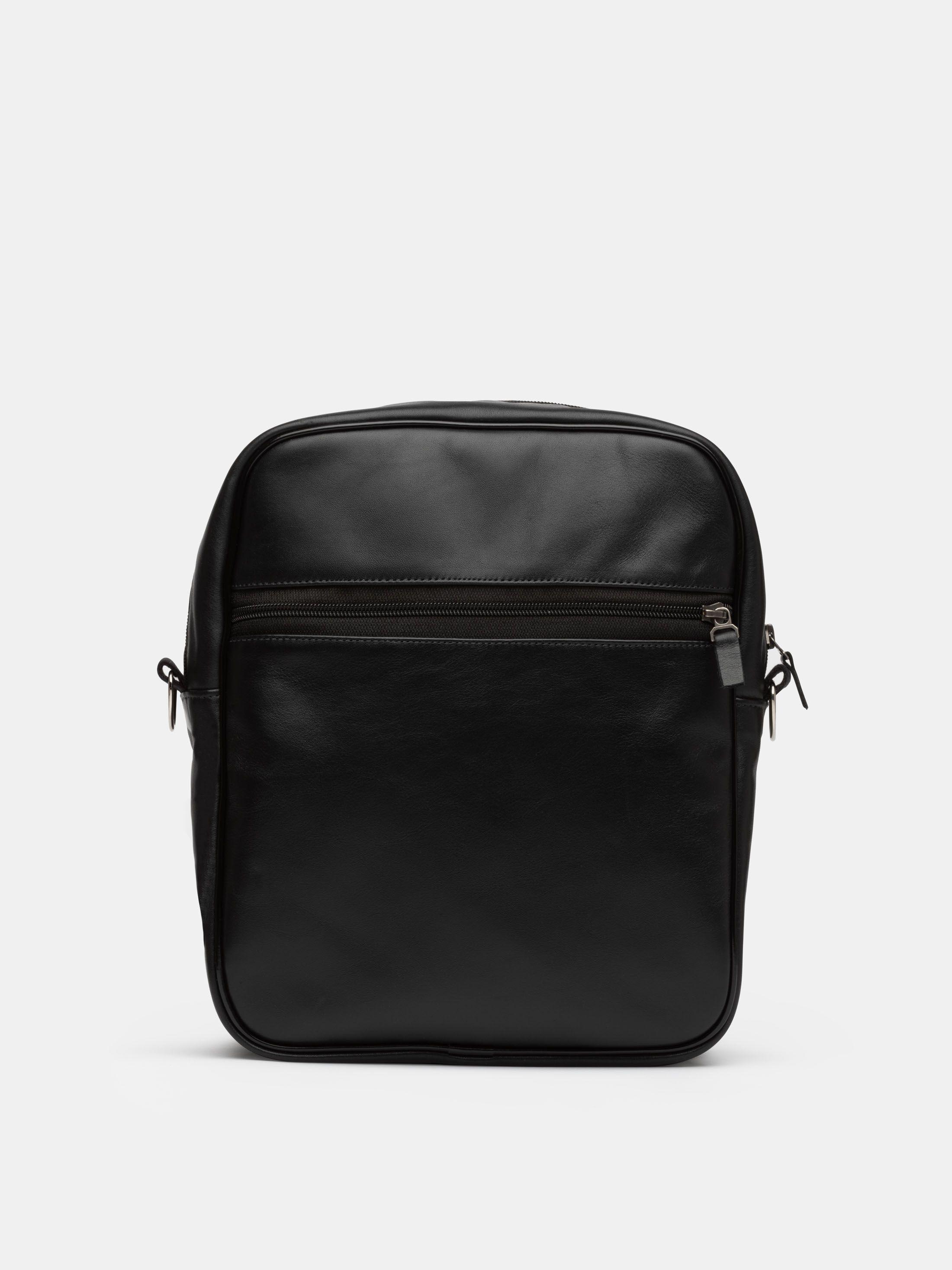 messenger bag details
