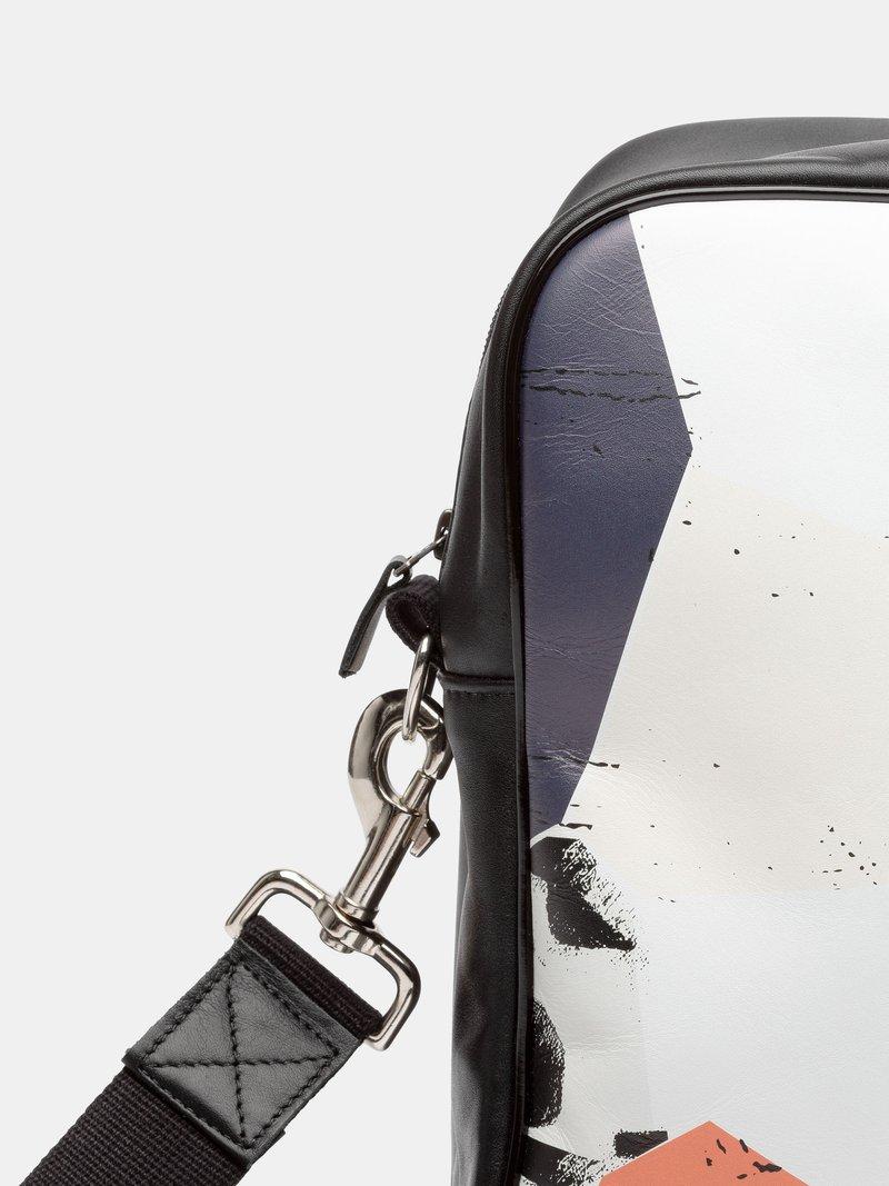 bandolera personalizada cremallera