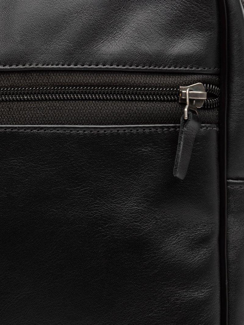 bandolera personalizada reverso bolsillo