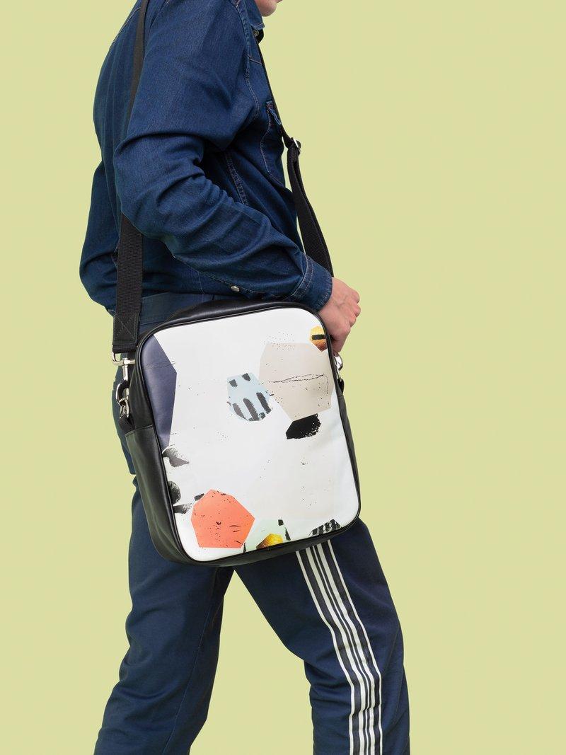 make your own messenger bag