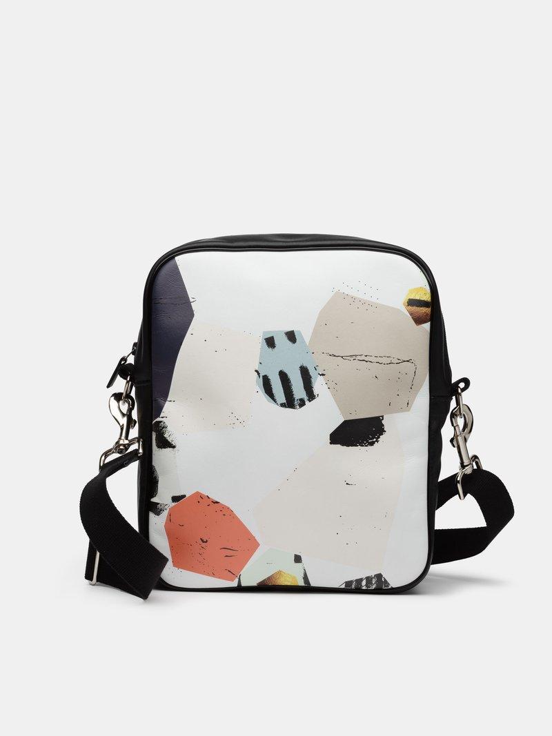 small medium large messenger bag