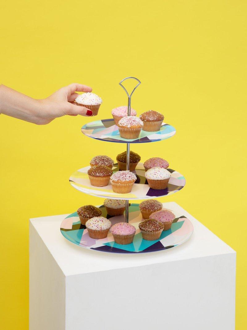 support dessert personnalisé plateaux