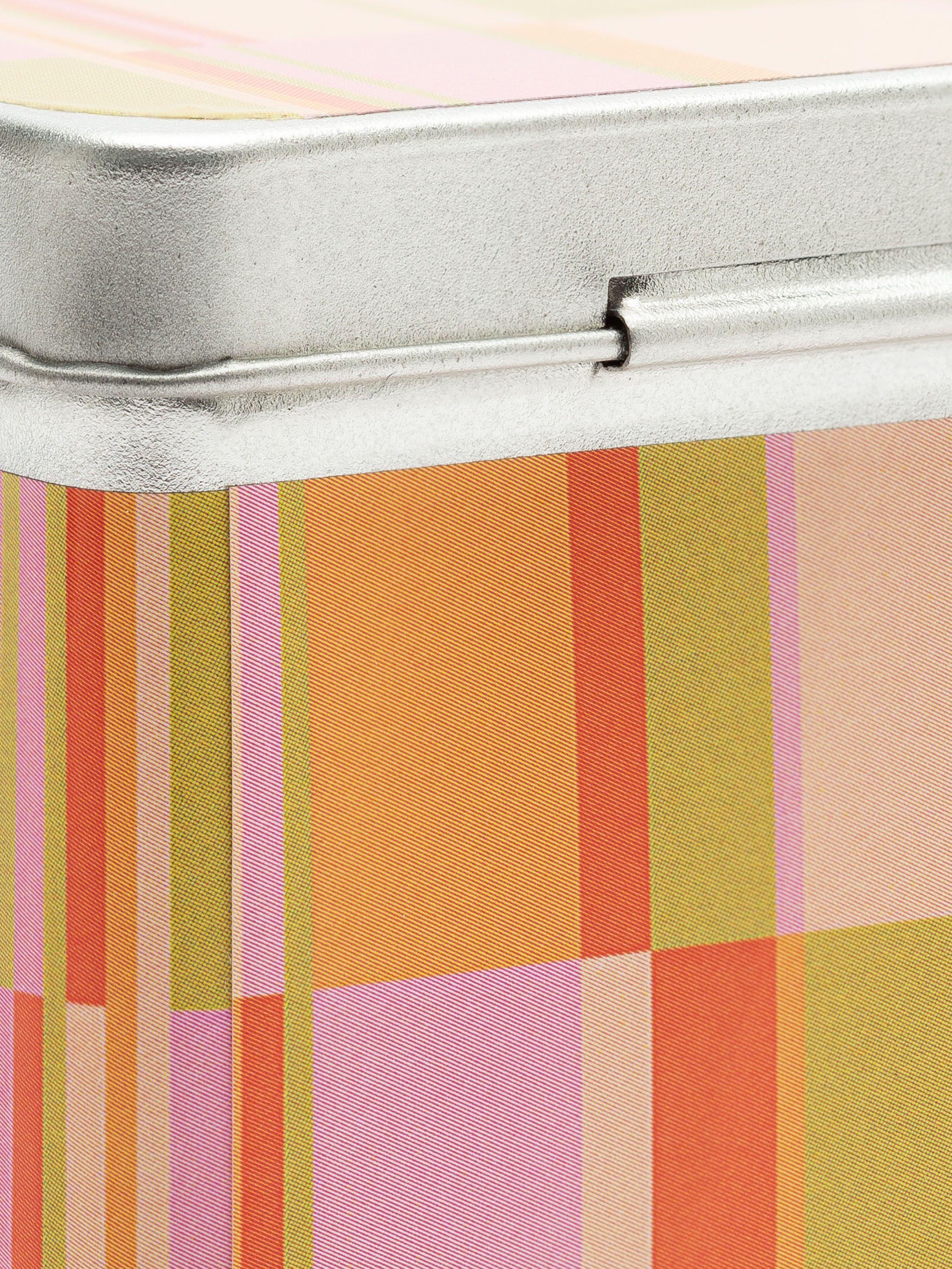 teedosen bedruckt mit zwei verschiedenen design