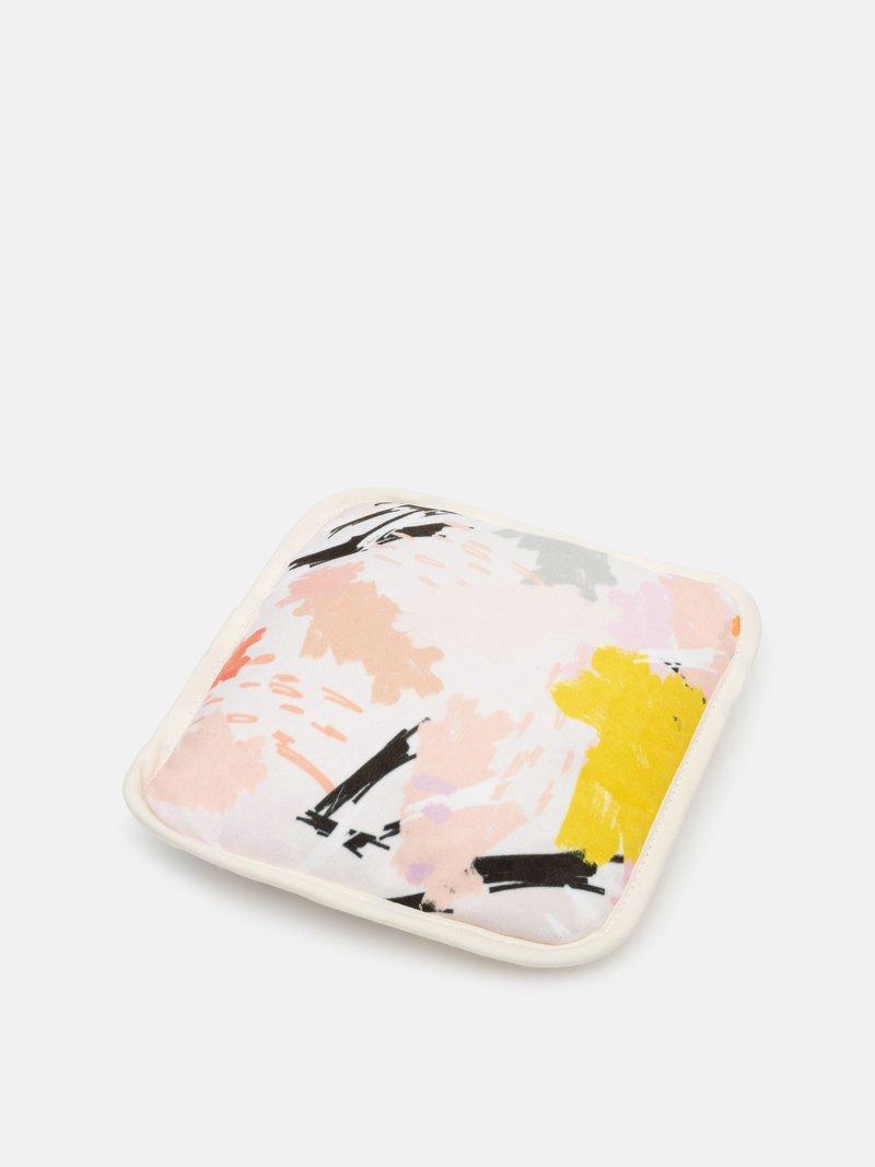 custom pot holder dish pad