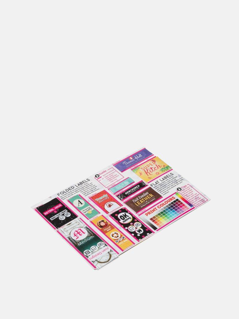 Stoff Muster Sammlung