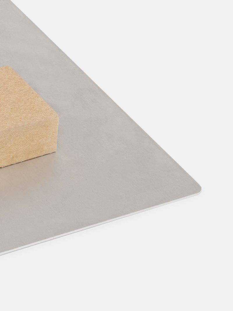 アルミニウムプリントにデザイン印刷