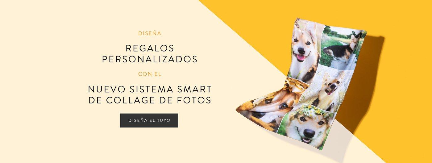 Foto Regalos Personalizados con Collage