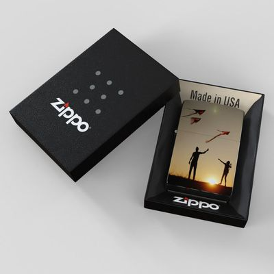 zippo personalizado impreso fotos