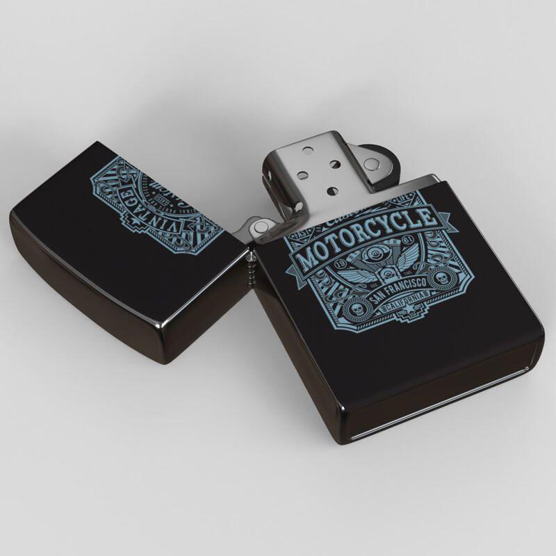 custom zippo lighters with gift box IE