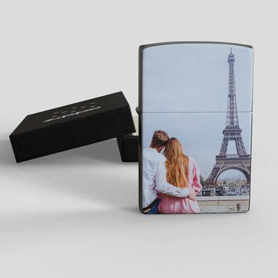 Zippo Lighter personalised