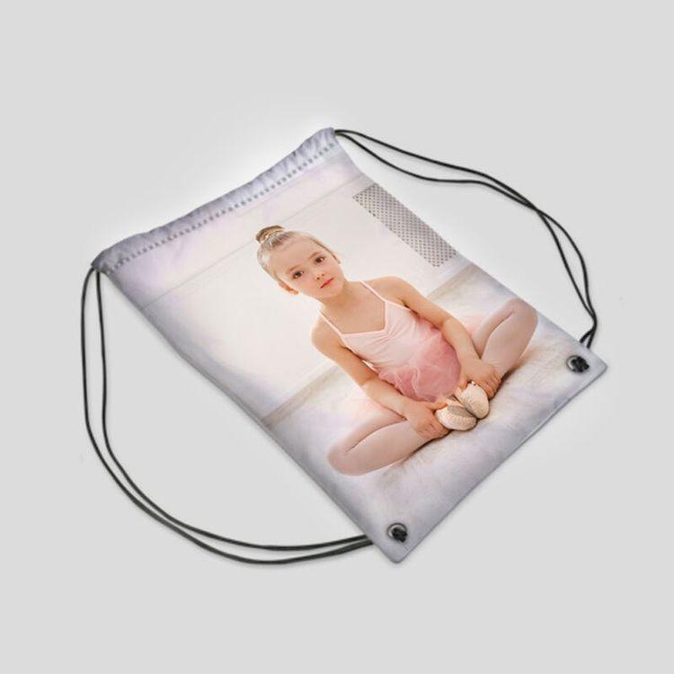 Personalisierte Ballett Tasche