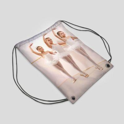 mochila saco cuerdas personalizada
