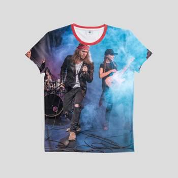personalized band t shirt
