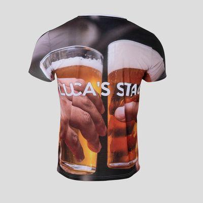 Designa t-shirts till svensexan