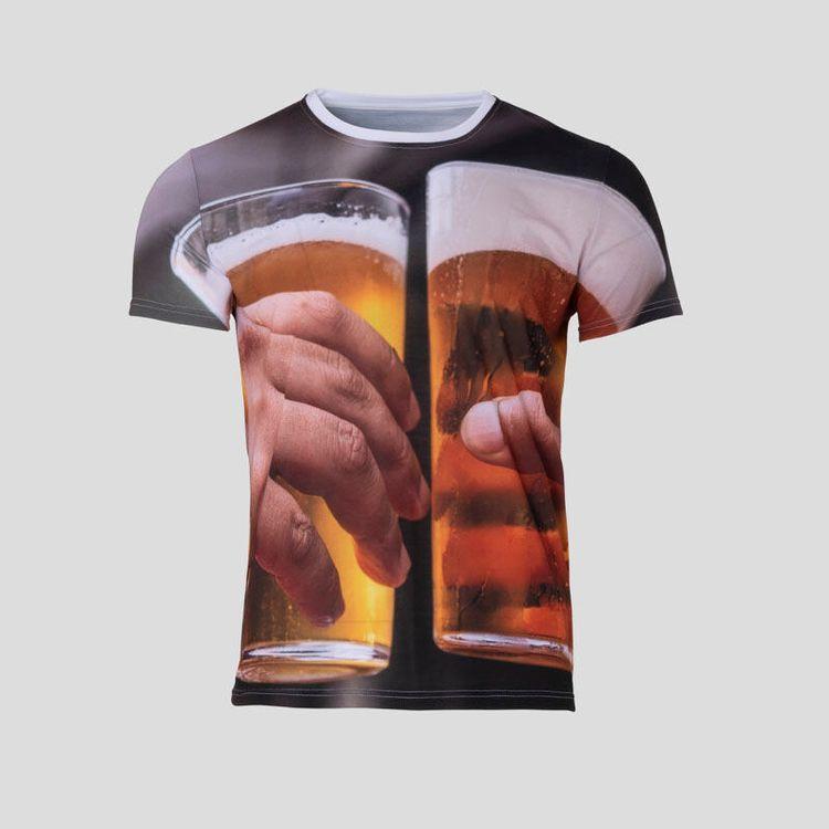 T-shirt för svensexan