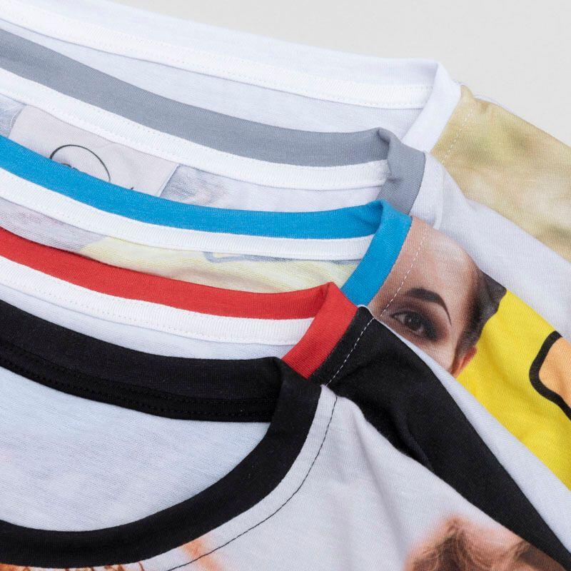T Shirt Create Personalised Shirts Uk