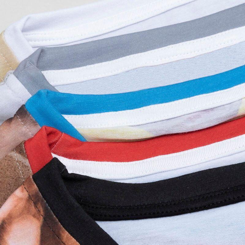 magliette fatte su ordinazione