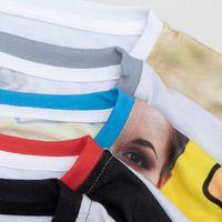 T-Shirt bedrucken mit Gesichtern