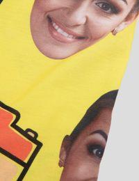 face print t shirt UK