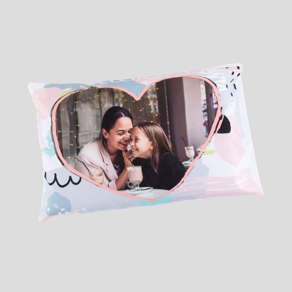 custom love pillow case