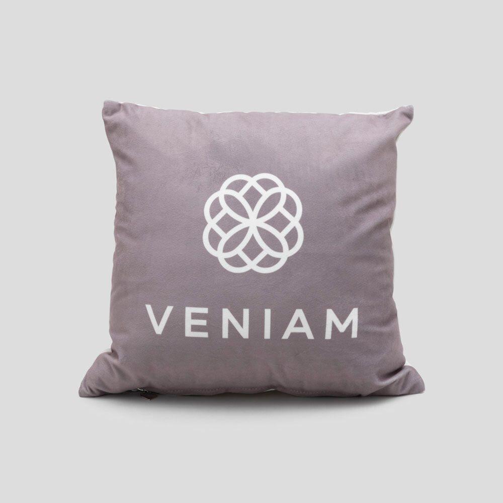 logo cushions