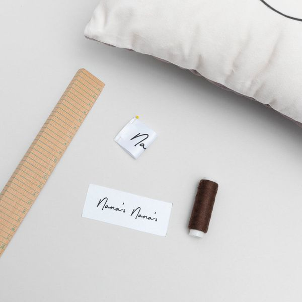 cushion labels