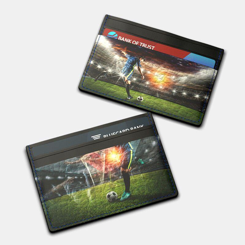 Crea Porta Carte di Credito con stampa personalizzata
