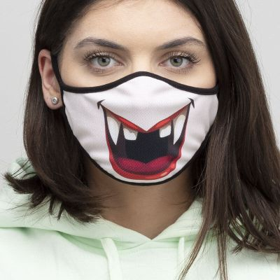gepersonaliseerde mondbedekking
